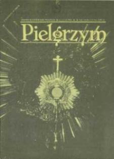 Pielgrzym : Pismo Katolickie, 1991, R. II, nr 11 (38)