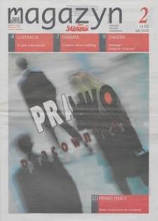 """Magazyn """"Solidarność"""", 2005, nr 2"""