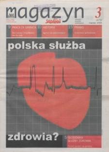 """Magazyn """"Solidarność"""", 2005, nr 3"""