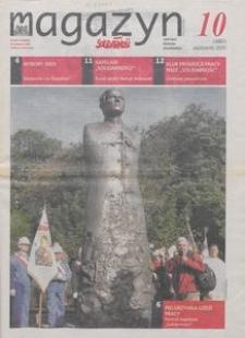 """Magazyn """"Solidarność"""", 2005, nr 10"""