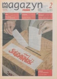 """Magazyn """"Solidarność"""", 2006, nr 2"""