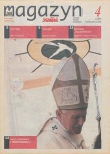 """Magazyn """"Solidarność"""", 2006, nr 4"""