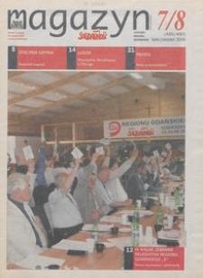 """Magazyn """"Solidarność"""", 2006, nr 7/8"""