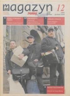 """Magazyn """"Solidarność"""", 2006, nr 12"""