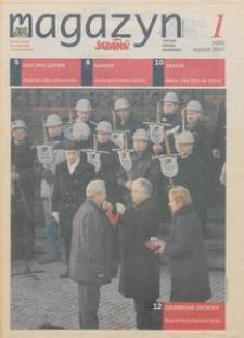 """Magazyn """"Solidarność"""", 2007, nr 1"""