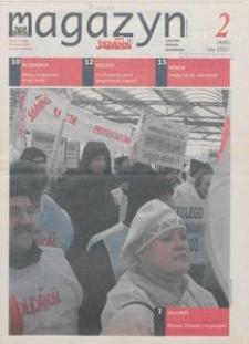 """Magazyn """"Solidarność"""", 2007, nr 2"""