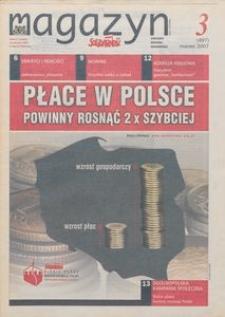 """Magazyn """"Solidarność"""", 2007, nr 3"""