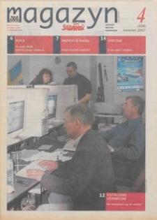 """Magazyn """"Solidarność"""", 2007, nr 4"""
