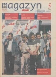 """Magazyn """"Solidarność"""", 2007, nr 5"""
