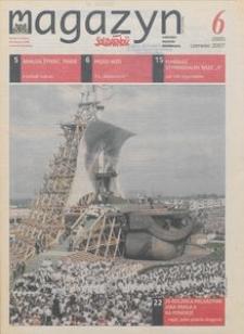 """Magazyn """"Solidarność"""", 2007, nr 6"""