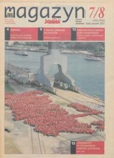 """Magazyn """"Solidarność"""", 2007, nr 7/8"""