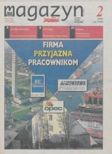 """Magazyn """"Solidarność"""", 2008, nr 2"""