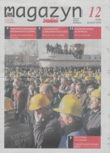 """Magazyn """"Solidarność"""", 2008, nr 12"""