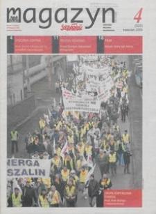 """Magazyn """"Solidarność"""", 2009, nr 4"""