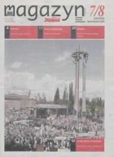 """Magazyn """"Solidarność"""", 2009, nr 7/8"""