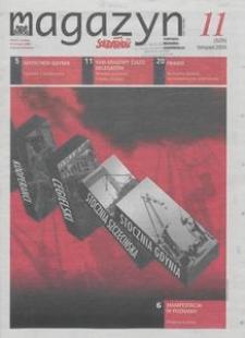 """Magazyn """"Solidarność"""", 2009, nr 11"""