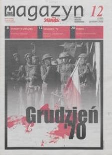 """Magazyn """"Solidarność"""", 2009, nr 12"""