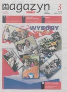 """Magazyn """"Solidarność"""", 2010, nr 3"""