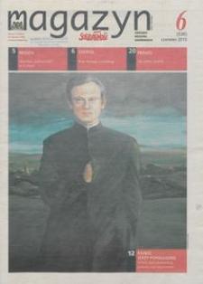 """Magazyn """"Solidarność"""", 2010, nr 6"""