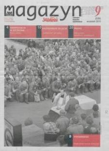 """Magazyn """"Solidarność"""", 2010, nr 9"""