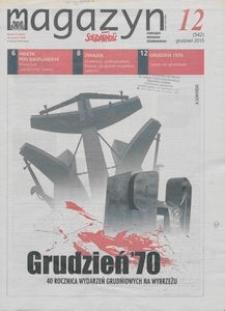 """Magazyn """"Solidarność"""", 2010, nr 12"""