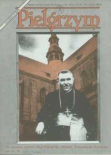 Pielgrzym : Pismo Katolickie, 1992, R. III, nr 5 (58)