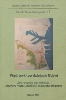 Wędrówki po dziejach Gdyni