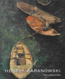 Henryk Baranowski. Malarstwo
