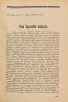 Przegląd Morski : miesięcznik Marynarki Wojennej, 1931, nr 26