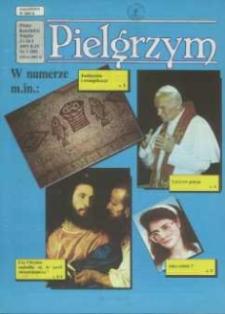 Pielgrzym : Pismo Katolickie, 1993, R. IV, nr 1 (80)