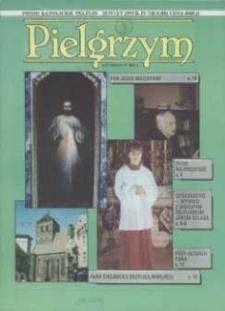 Pielgrzym : Pismo Katolickie, 1993, R. IV, nr 9 (88)