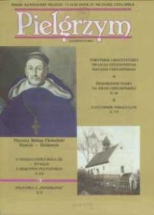 Pielgrzym : Pismo Katolickie, 1993, R. IV, nr 23 (102)