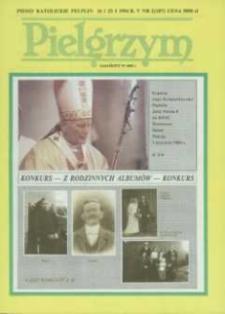 Pielgrzym : Pismo Katolickie, 1994, R. V, nr 2 (107)