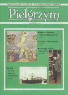 Pielgrzym : Pismo Katolickie, 1994, R. V, nr 10 (115)