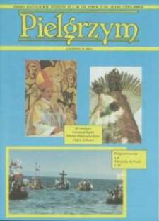 Pielgrzym : Pismo Katolickie, 1994, R. V, nr 15 (120)
