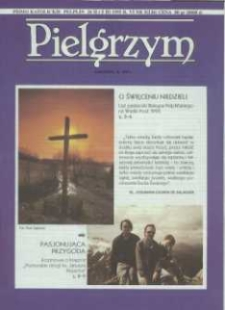 Pielgrzym : Pismo Katolickie, 1995, R. VI, nr 5 (136)