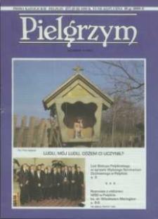 Pielgrzym : Pismo Katolickie, 1995, R. VI, nr 6 (137)