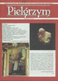 Pielgrzym : Pismo Katolickie, 1995, R. VI, nr 9 (140)