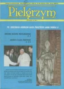 Pielgrzym : Pismo Katolickie, 1995, R. VI, nr 10 (141)