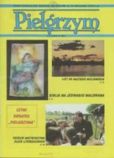 Pielgrzym : Pismo Katolickie, 1995, R. VI, nr 14 (145)