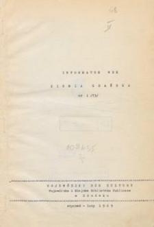 Informator WDK : Ziemia Gdańska, 1969, nr 1 (73)