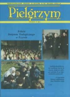 Pielgrzym : Pismo Katolickie, 1996, R. VII, nr 3 (161)
