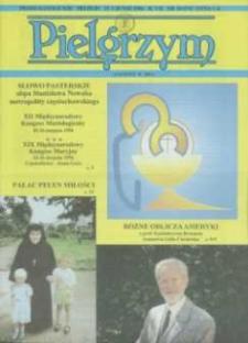 Pielgrzym : Pismo Katolickie, 1996, R. VII, nr 16 (174)