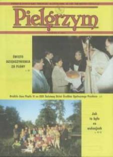 Pielgrzym : Pismo Katolickie, 1996, R. VII, nr 18 (176)
