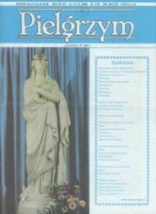 Pielgrzym : Pismo Katolickie, 1996, R. VII, nr 20 (178)