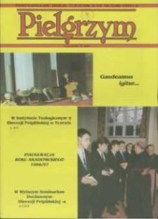 Pielgrzym : Pismo Katolickie, 1996, R. VII, nr 22 (180)