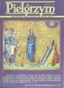 Pielgrzym : Pismo Katolickie, 1997, R. VIII, nr 3 (187)