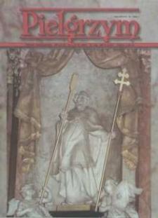 Pielgrzym : Pismo Katolickie, 1997, R. VIII, nr 8 (192)