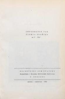 Informator WDK : Ziemia Gdańska, 1969, nr 2 (74)