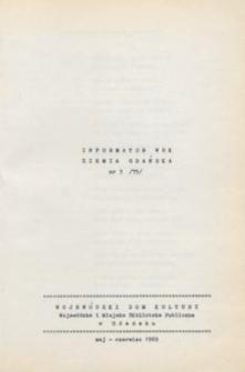 Informator WDK : Ziemia Gdańska, 1969, nr 3 (75)